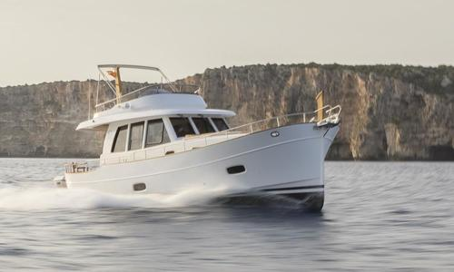 Image of Sasga Yachts Menorquin 42 Flybridge for sale in United Kingdom for £440,727 Gosport, Hampshire, , United Kingdom