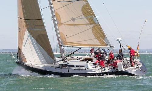 Image of Frers CM 45 for sale in United Kingdom for £65,000 Gosport, Hampshire, , United Kingdom