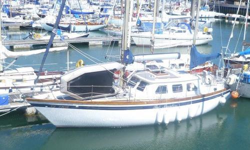 Image of Seastream 34 Ketch Motorsailor for sale in United Kingdom for £39,500 Gosport, Hampshire, , United Kingdom