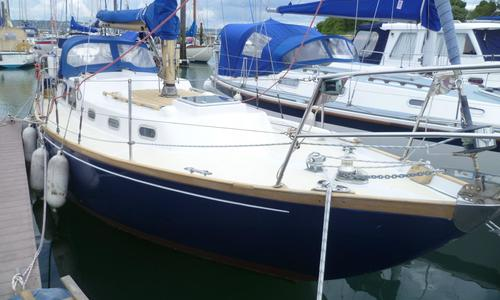 Image of Nicholson 32 for sale in United Kingdom for £12,500 Gosport, Hampshire, , United Kingdom
