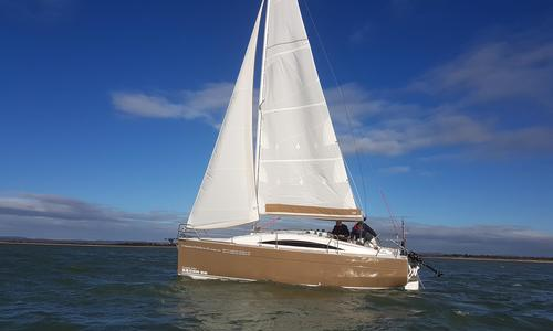 Image of Sedna 26 Swing Keel for sale in United Kingdom for £38,950 Hayling Island, Hampshire, , United Kingdom