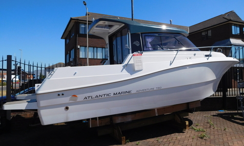 Image of Atlantic Adventure 780 for sale in United Kingdom for £59,500 Poole, United Kingdom