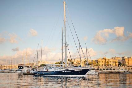 Cavalier 92 Steel Motorsailor for sale in Spain for €1,170,000 (£1,031,819)