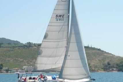 Dufour 40 for sale in Spain for €82,500 (£73,650)
