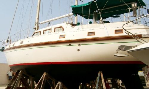 Image of Colvic Victor 40 Ketch for sale in Spain for €80,000 (£70,552) Aduadulce, , Spain