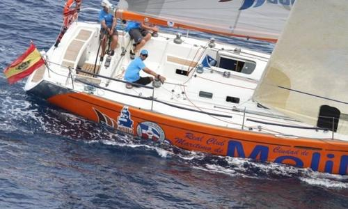 Image of Beneteau First 407 R for sale in Spain for €90,000 (£80,814) Spain