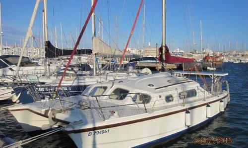 Image of Prout Snowgoose 35 for sale in Spain for €39,000 (£34,723) Spain