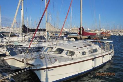Prout Snowgoose 35 for sale in Spain for €39,000 (£34,835)