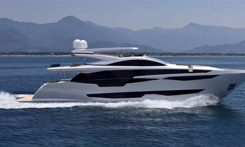 Image of Pearl 95 for sale in United Kingdom for £6,014,310 Southampton, Hampshire, , United Kingdom