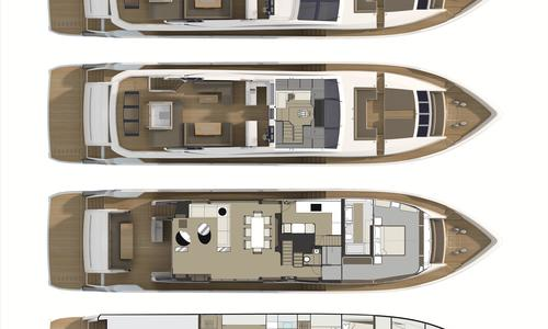 Image of Pearl 95 for sale in United Kingdom for £6,137,194 Southampton, Hampshire, , United Kingdom