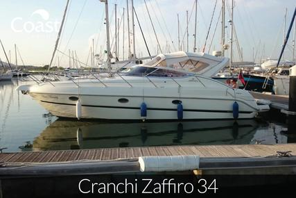 Cranchi Zaffiro 34 for sale in Spain for £69,950