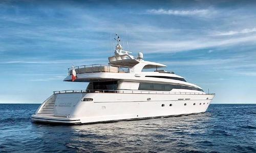 Image of Sanlorenzo SL108 for sale in Italy for €3,950,000 (£3,477,327) Italy