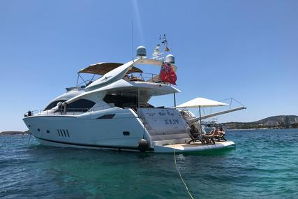 Sunseeker 82 Yacht for sale in Spain for €999,000 (£913,881)