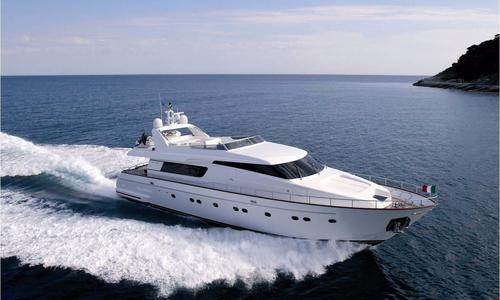Image of Sanlorenzo Sl82 for sale in Italy for €2,300,000 (£1,937,266) La Ameglia, , Italy
