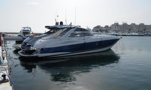 Image of Sunseeker Predator 56 for sale in Spain for €195,000 (£174,526) Marbella, Puerto Banus, , Spain
