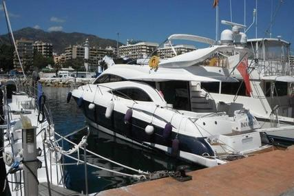 Sunseeker Manhattan 56 for sale in Spain for €290,000 (£258,241)