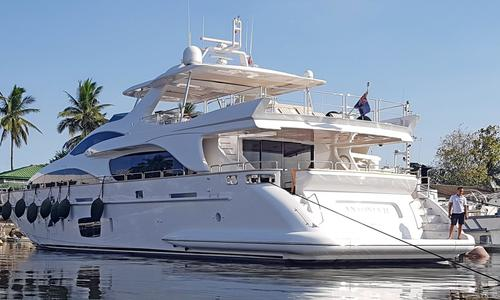 Image of Azimut Yachts 105 for sale in Philippines for $3,600,000 (£2,795,682) Manila, , Philippines