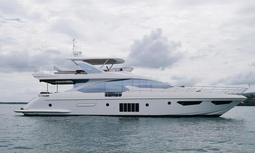 Image of Azimut Yachts 80 for sale in Thailand for $3,500,000 (£2,718,024) Phuket, , Thailand