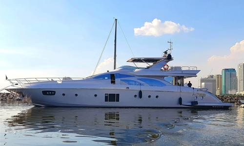 Image of Azimut Yachts 100 Leonardo for sale in Philippines for $3,650,000 (£2,834,511) Manila, , Philippines