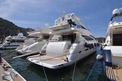Princess 78 for sale in Turkey for €1,700,000 (£1,496,571)