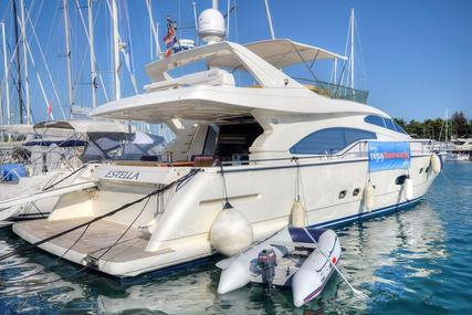 Ferretti 680 for sale in Croatia for €540,000 (£481,219)