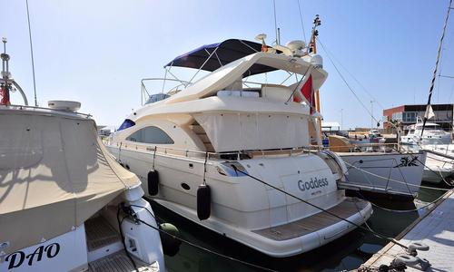 Image of Astondoa 66 for sale in Spain for €570,000 (£506,550) Spain