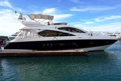 Sunseeker Manhattan 60 for sale in Singapore for $810,000 (£631,476)