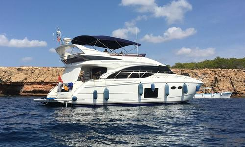 Image of Princess 56 for sale in Spain for €990,000 (£876,145) Spain