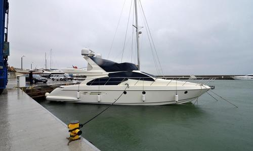 Image of Azimut Yachts 50 for sale in Ukraine for €270,000 (£243,270) Odessa, , Ukraine