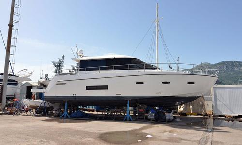 Image of Sealine C48 for sale in Montenegro for €330,000 (£296,307) Montenegro