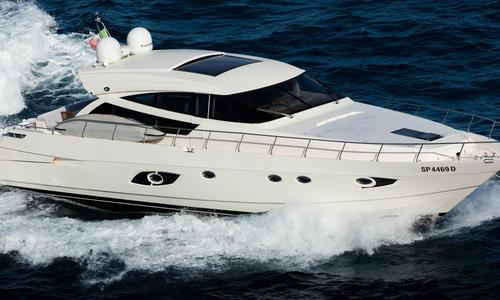 Image of Cantieri Navali del Tirreno Cayman 60 Ht for sale in Italy for €490,000 (£439,971) Toscana, , Italy