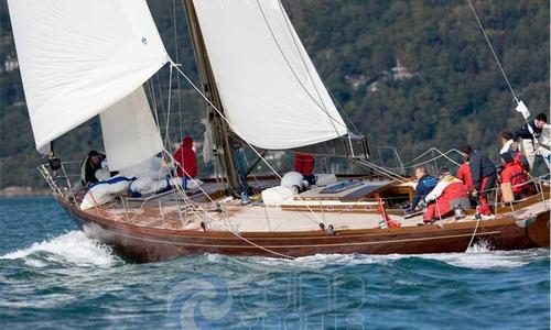Image of C.N.Carlini Sciarrelli Cutter 62 for sale in Italy for €840,000 (£754,263) Toscana, , Italy
