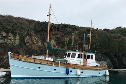 Traditional Admiralty MFV for sale in Guernsey and Alderney for £75,000