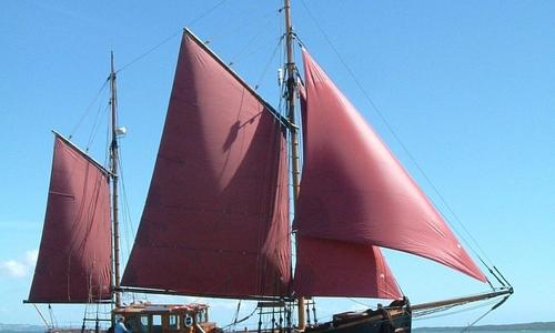 Image of Traditional Danish Gaff Ketch for sale in New Zealand for £300,000 Auckland, , New Zealand