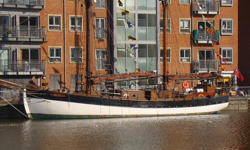 Image of Classic Baltic Gaff Ketch for sale in United Kingdom for £130,000 Truro, Cornwall, , United Kingdom