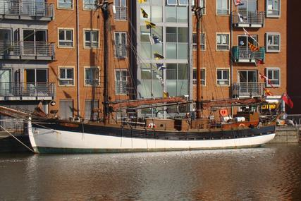 Classic Baltic Gaff Ketch for sale in United Kingdom for £130,000