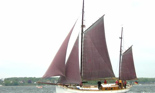 Image of Traditional Danish Gaff Ketch for sale in Germany for €100,000 (£89,509) Germany
