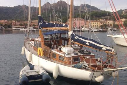 Classic Fred Parker Bermudan Ketch for sale in Portugal for £125,000