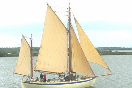Traditional Colin Archer Gaff Ketch for sale in Netherlands for €200,000 (£179,017)