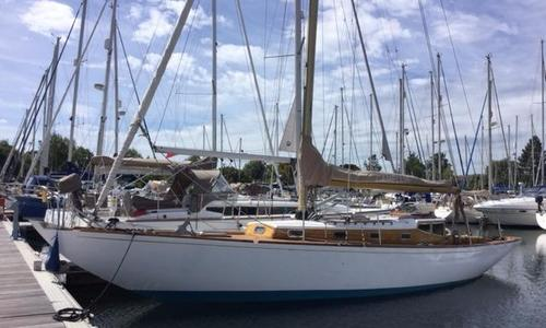 Image of Classic McGruer Cruiser 8 for sale in United Kingdom for £43,500 Southampton, Hampshire, , United Kingdom