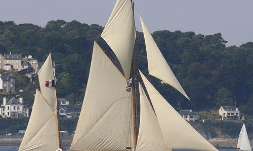 Image of Classic Camper & Nicholson Gaff yawl for sale in France for €120,000 (£105,080) Brittany, , France