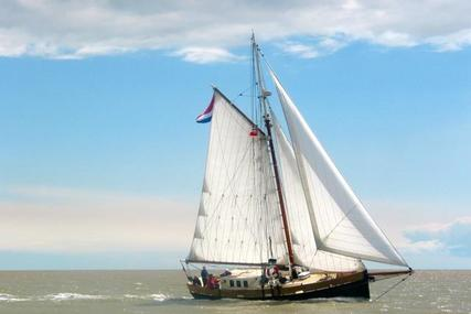 Traditional Mevagissey Lugger Gaff Cutter for sale in Netherlands for £68,000