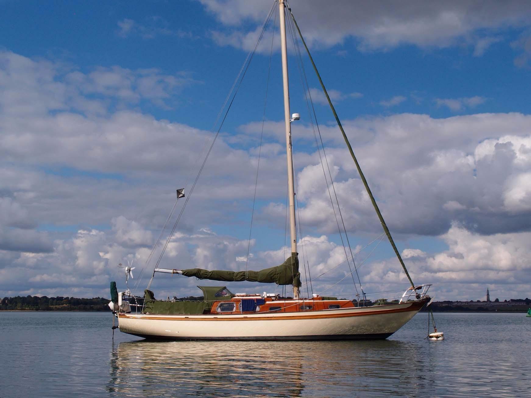 Laurent Giles Centreboard Sloop for sale in United Kingdom