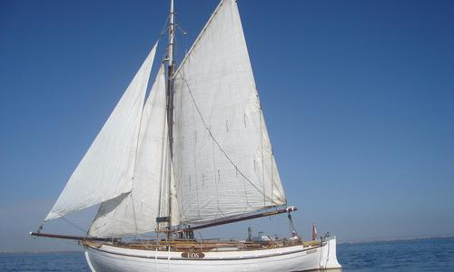 Image of Traditional Colin Archer type Gaff Cutter for sale in Portugal for €52,000 (£46,447) Portugal