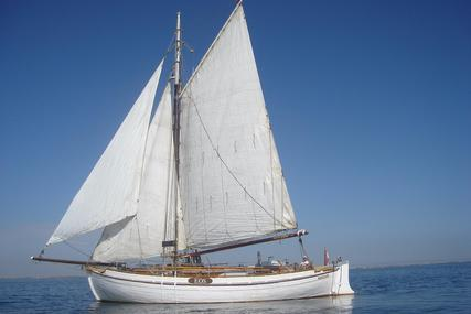 Traditional Colin Archer type Gaff Cutter for sale in Portugal for €52,000 (£45,148)