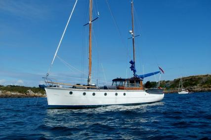 Traditional Norman Dallimore Ketch for sale in France for £45,000
