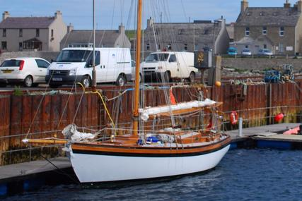 Classic Alan Pape Gaff Cutter for sale in United Kingdom for £125,000