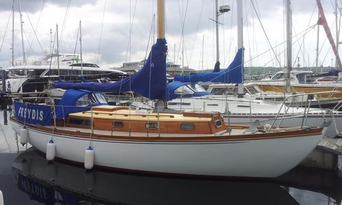Image of Classic Buchanan Viking sloop for sale in United Kingdom for £19,250 Plymouth, Devon, , United Kingdom