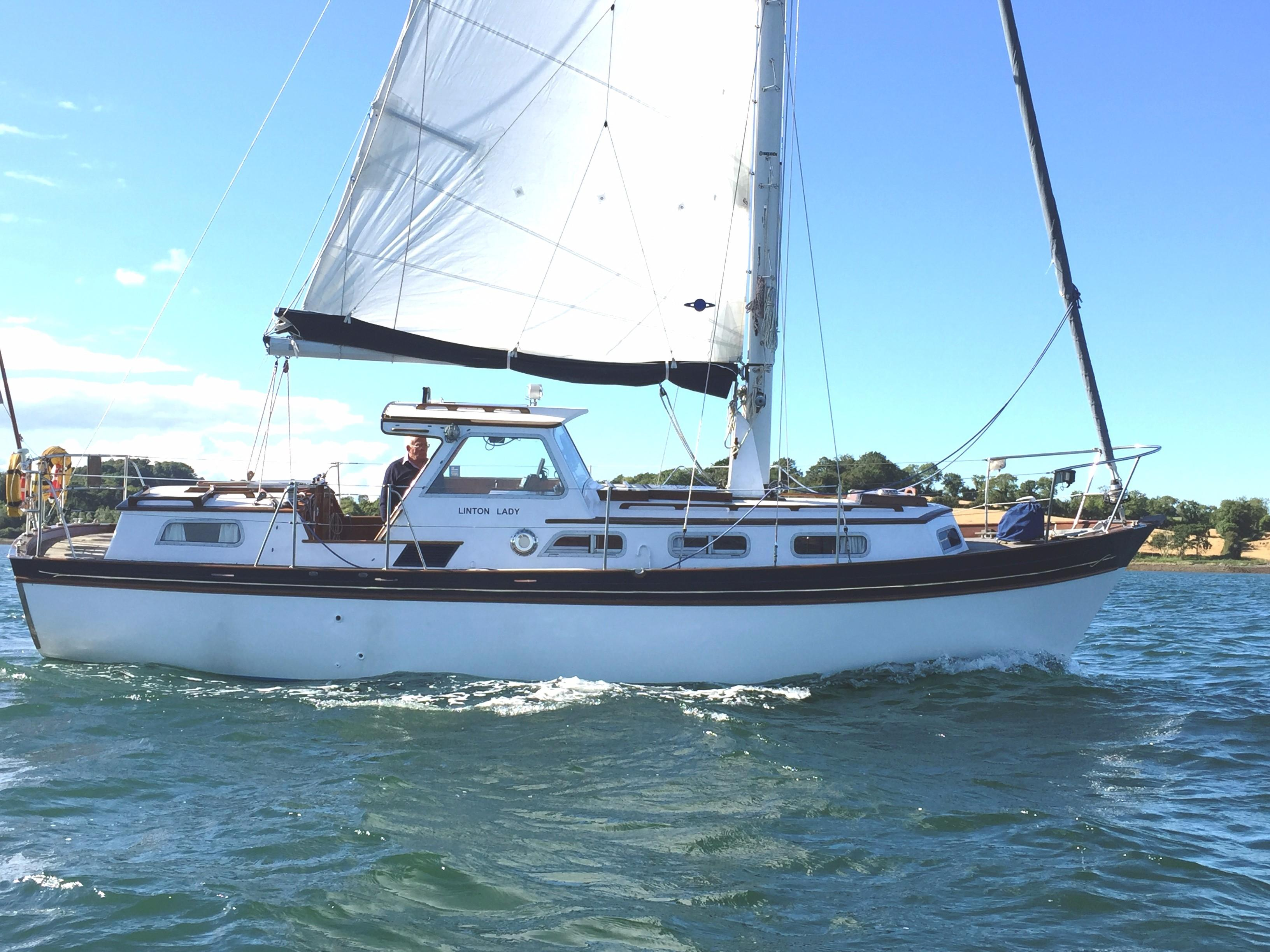 Classic Berthon Motor Sailer for sale in United Kingdom for