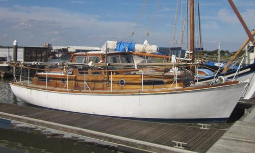 Image of Classic Miss Silver Ketch for sale in United Kingdom for £10,000 Maldon, Essex, , United Kingdom